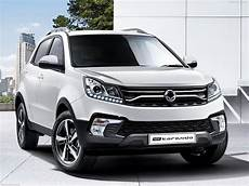 Ssangyong Korando 2017 Picture 4 Of 20