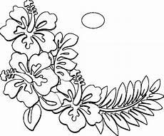 Ausmalbilder Hawaii Blumen Hawaii State Flower Drawing At Getdrawings Free