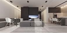 an open floorplan highlights a minimalist an open floorplan highlights a minimalist design
