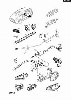 Opel Brake Pipes And Hoses Contd