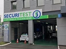 Contr 244 Le Technique Automobile Morangis 91 Securitest
