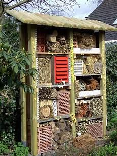 Insektenhotel Selber Bauen 187 Mit Der Perfekten