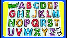 learn abc alphabet abc puzzle fun abc alphabet video for