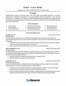 teacher resume sle professional resume exles