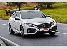 Honda Civic 1.5 Sport (2016) review by CAR Magazine