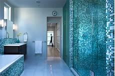 Salle De Bain Mosaique Bleue
