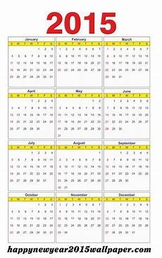 printable 2015 calendar pictures images