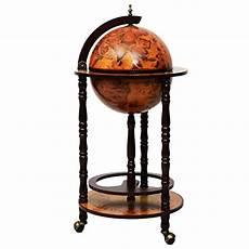 globusbar aus massivholz ᐅ globusbar globus bar minibar hausbar weltkugel