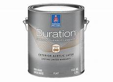 sherwin williams duration exterior paint prices consumer