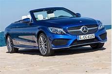 Mercedes C Klasse Cabrio Gebraucht - mercedes c klasse cabriolet erster test schon gefahren