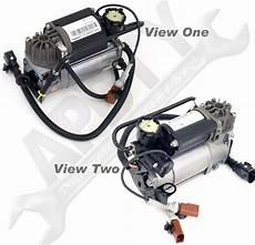 audi a8 rear suspension 2004 2004 2010 audi a8 d3 air ride suspension compressor w
