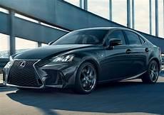 Lexus Is 300 - lexus will offer a 2019 is 300 f sport black line edition