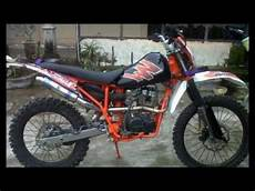Ts 125 Modif by Motor Honda Mega Pro Modifikasi Trail Ts