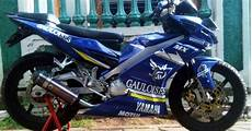 Modif Motor Jupiter Mx Warna by Modifikasi Jupiter Mx Warna Biru Motor Gp Inspirasi Modif