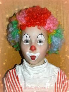 lustigebilder clown schminken anleitung bilder