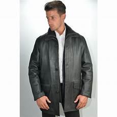 veste homme 3 4 veste 3 4 cuir homme mac douglas mathis noir murphy cuir