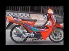 Honda Kirana Modif by Cah Gagah Modifikasi Motor Honda Kirana 125 Keren