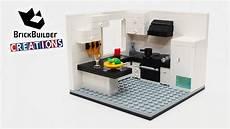 Minecraft Kitchen Set by Lego Moc Kitchen 291pcs Brick Builder Creations