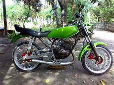 Modif Rx King Simple by Modifikasi Motor Yamaha Rx King Keren Modifikasi Co Id