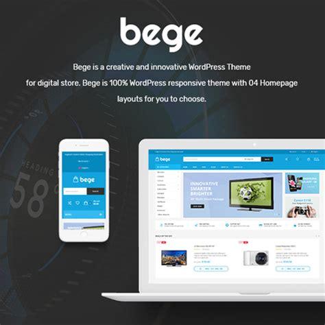 bege v1 3 3 responsive woocommerce wordpress theme