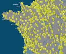 carte gilet jaune blocage manifestations des 171 gilets jaunes 187 en bcentre val de