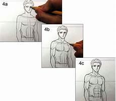 Cara Menggambar Manusia Secara Proporsional Menggunakan