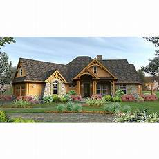 ranch craftsman house plans thehousedesigners 1895 construction ready craftsman ranch