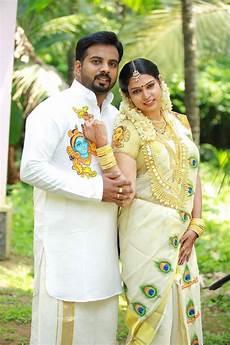 kerala wedding style traditional kerala bhama manu traditional hindu wedding highlights kerala