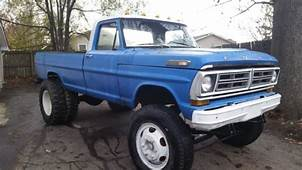 1972 Ford F600 For Sale Photos Technical Specifications