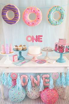 1st birthday decoration themes donut grow up evie s 1st birthday inspiration