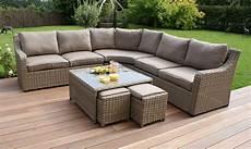 antilles rattan corner sofa set garden furniture fishpools