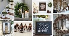 Home Decor Ideas For Winter by 32 Best Rustic Winter Decor Ideas And Designs For 2019