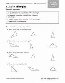 classify and categorize worksheets 5th grade 7970 classify triangles learners 16 5 4th 5th grade worksheet lesson planet