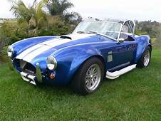 1965 Shelby Cobra Replica For Sale On ClassicCarscom