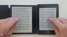 Kindle Paperwhite 4 Vs Kindle Oasis 2 Comparison Review