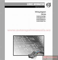 volvo truck fm4 wiring diagram auto repair manual heavy equipment download