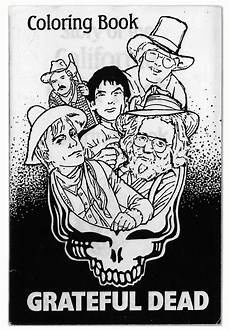 grateful dead coloring pages free coloring home