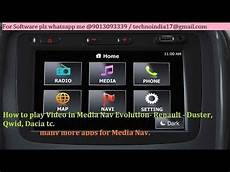 media nav evolution play in media nav evolution renault qwid duster many more apps for media nav t t 11