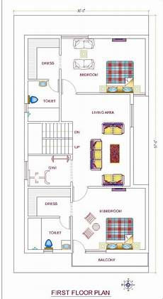 south facing duplex house plans 30 57 modern duplex villa 1710 sqft south facing house