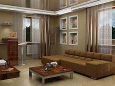 great color decoration for customize stylish living room