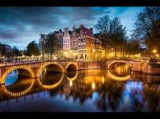 amsterdam canals netherlands beautiful time lapse video of the canals of amsterdam