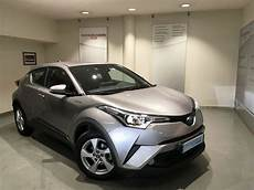 toyota c hr 122h dynamic business 2wd e cvt occasion