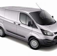 Transporter Bremst Den Verbrauch Ein Ford Transit Custom