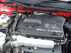 Parts4carsuk Skoda Octavia 1 8 20v Turbo Arx Engine