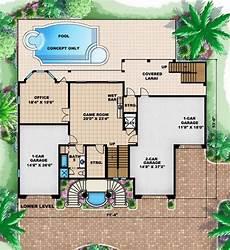 beach house floor plan 3 bedroom 5 bath beach house plan alp 08cr allplans com
