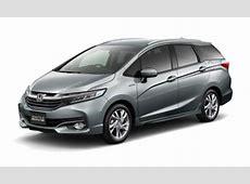 Honda Shuttle Hybrid (2017)   Popular Rent A Car