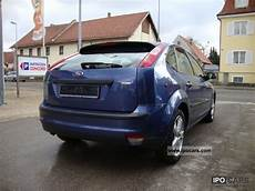 2005 ford focus 2 0 tdci sport car photo and specs