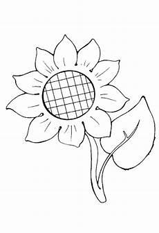 ausmalbilder zum ausdrucken sonnenblumen http www