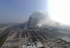 Tianjin China Explosion - was stored cyanide to blame for tianjin warehouse