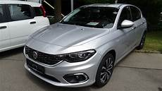 2017 Fiat Tipo Lounge Shz Exterior And Interior